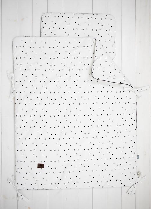 Sengesett med fyll - Dyne og Pute - Sleepee - Dots