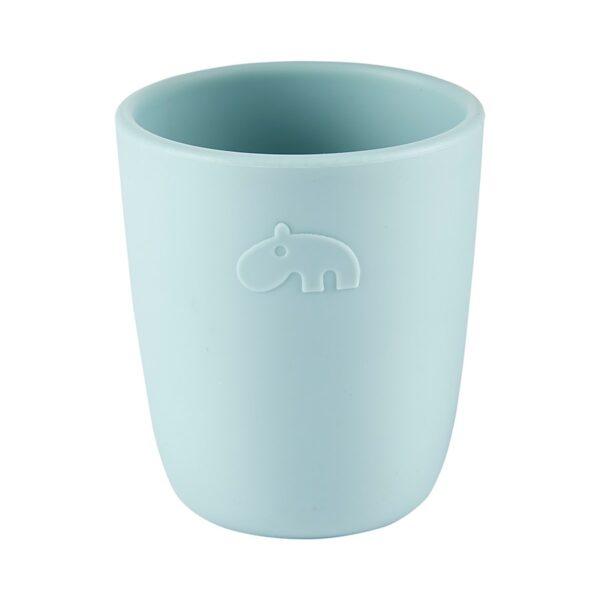 Silikon Mini Mug - Kopp - Done by Deer - Blå