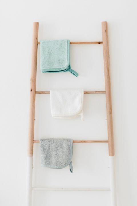 3 pak reczniczkow bambusowych do twarzy odbijania mycia