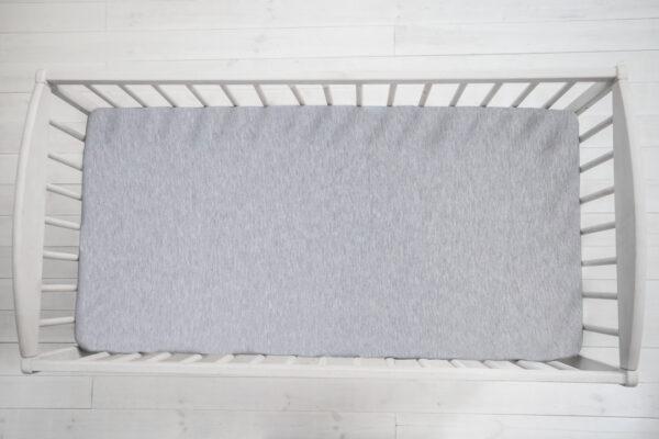 Laken - 120x60 - Sleepee - Grey