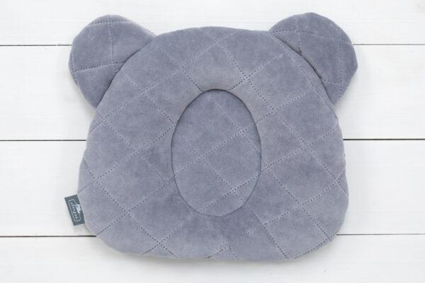 9200 grey poduszka z wglebieniem na glowke maly rozmiar zdjecia 1 scaled