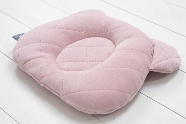 9222 pink poduszka z wglebieniem na glowke maly rozmiar zdjecia 3 scaled