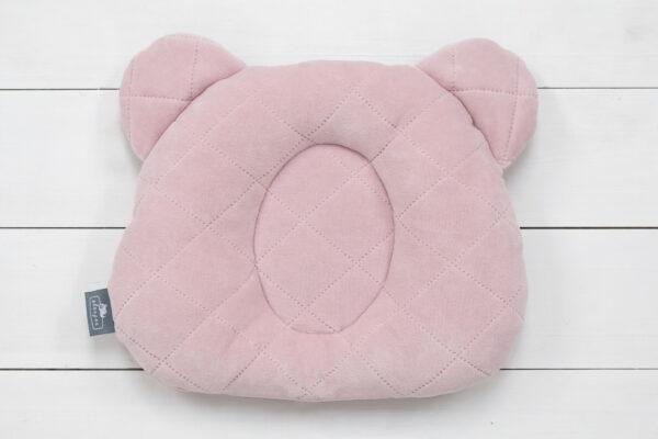 9224 pink poduszka z wglebieniem na glowke maly rozmiar zdjecia 2 scaled
