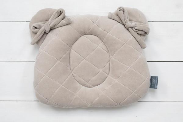 9258 sand poduszka z wglebieniem na glowke maly rozmiar zdjecia 1