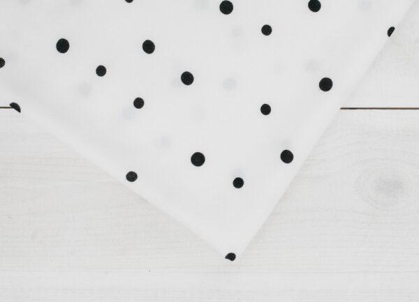 Bambusowy Dots 3 w 1 chusta otulacz i kocyk3