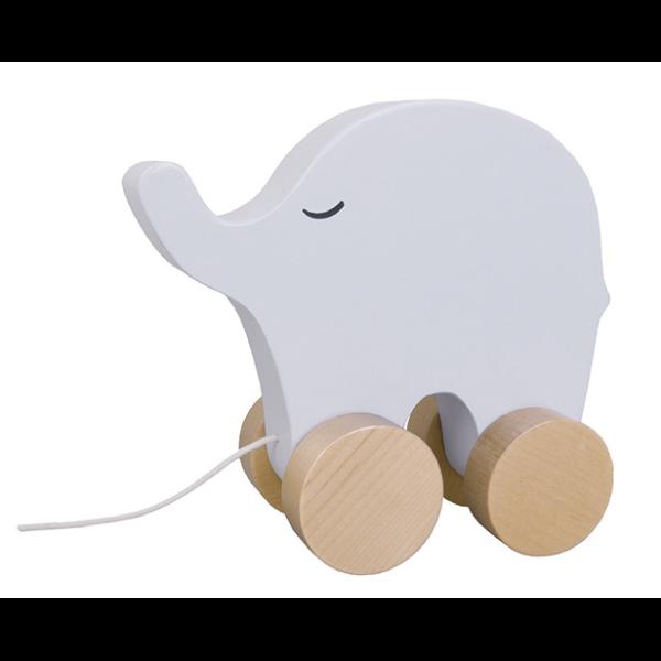 Draleke - Elefant - Jabadabado - Grå