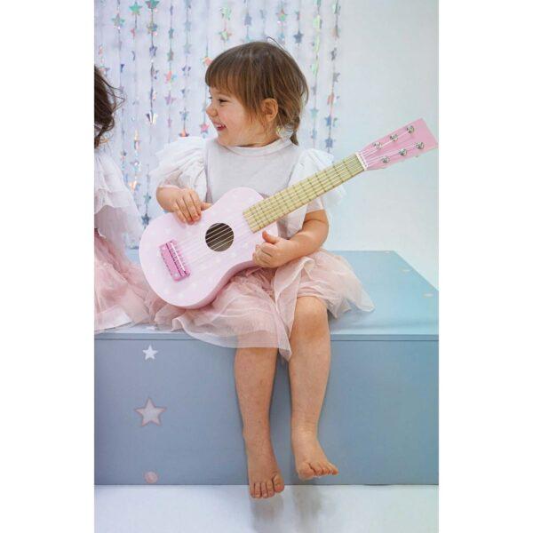 Gitarr rosa1
