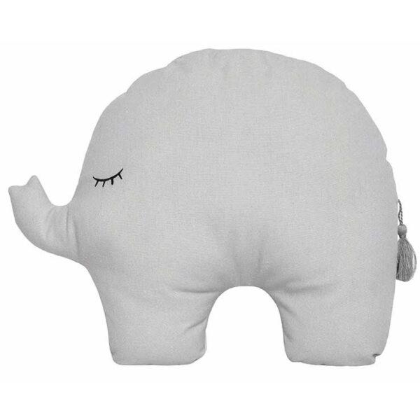 Kudde elefant gra1