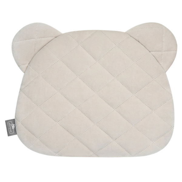 Bamse Babypute - Royal Baby - Sleepee - Grey
