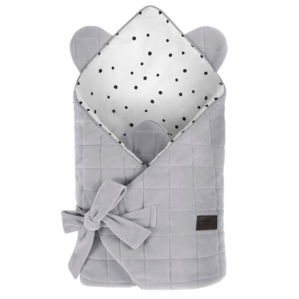 Baby Wrap - Royal Baby - Sleepee - Grey