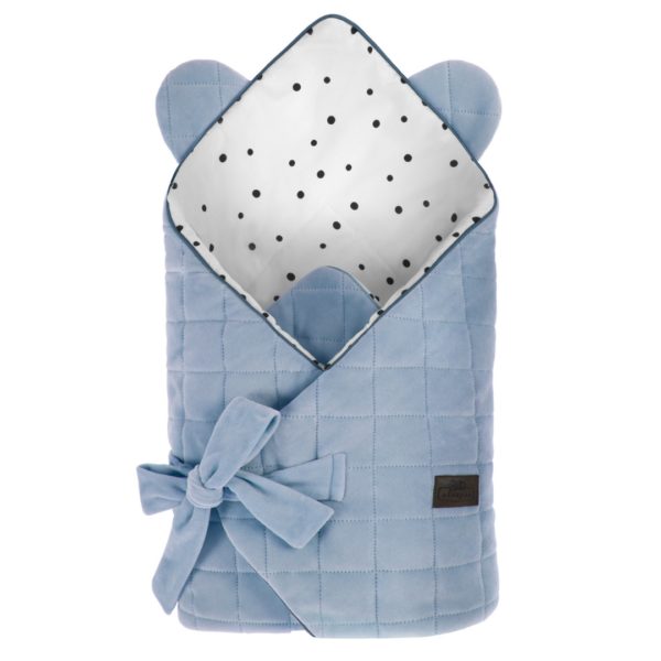 Baby Wrap - Royal Baby - Sleepee - Denim