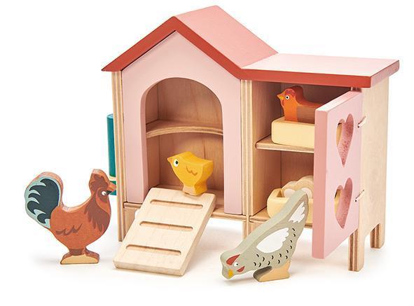 TL8164 chicken coop 3