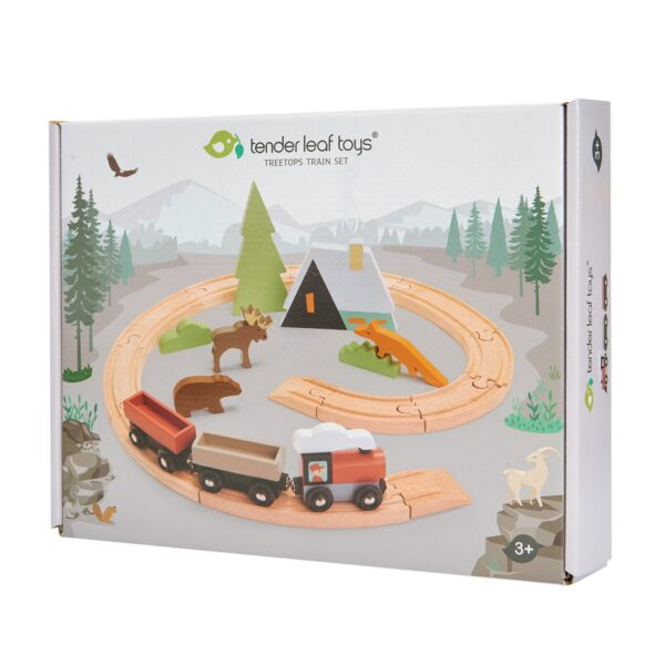TL8701 treetops train set p1
