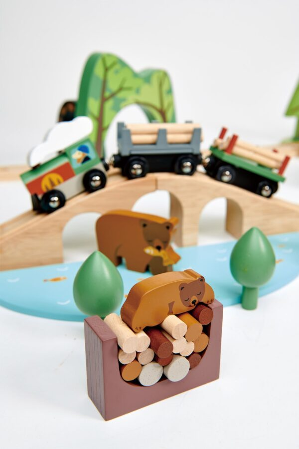 TL8702 wild pines train set 5