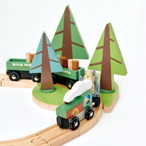 TL8702 wild pines train set 6