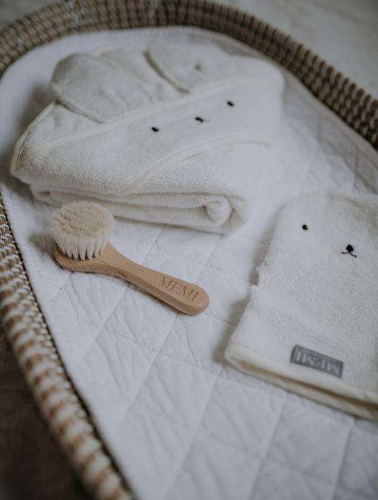 bambusowy recznik cream