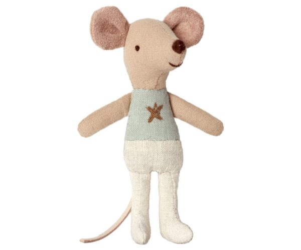 Maileg - Mouse Little brother in box