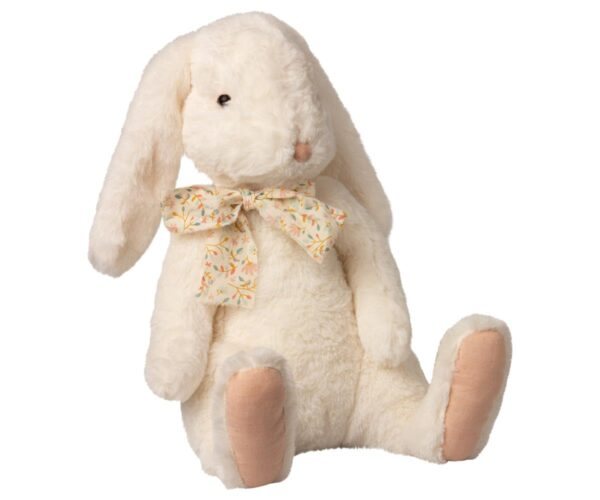 Maileg - Fluffy bunny - X-Large - White