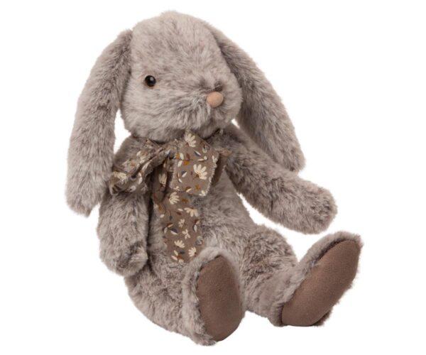 Maileg - Fluffy bunny - Large - Grey