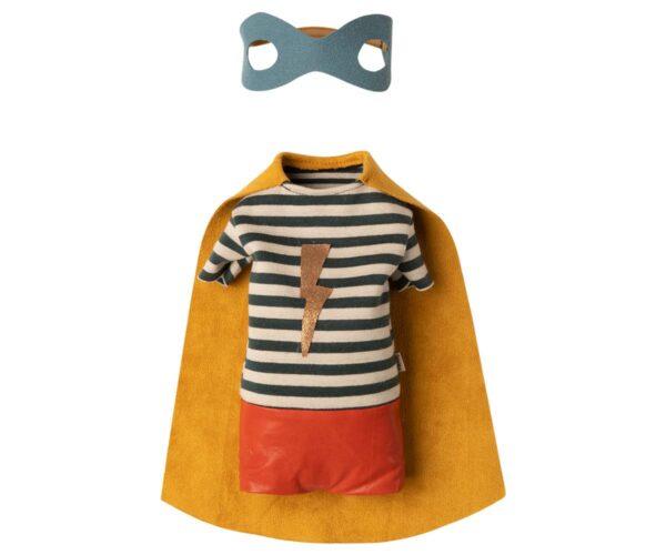 Maileg - Super hero mouse - Maxi - Boy