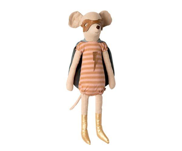 Maileg - Super hero mouse - Maxi - Girl