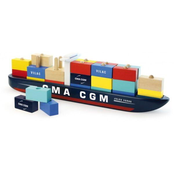 Cargo kontainerskip - Vilac