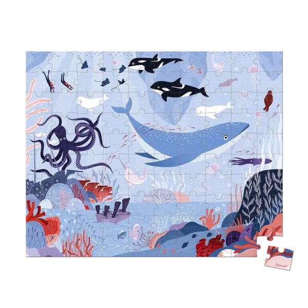 Puslespill - Arctic Ocean - Janod