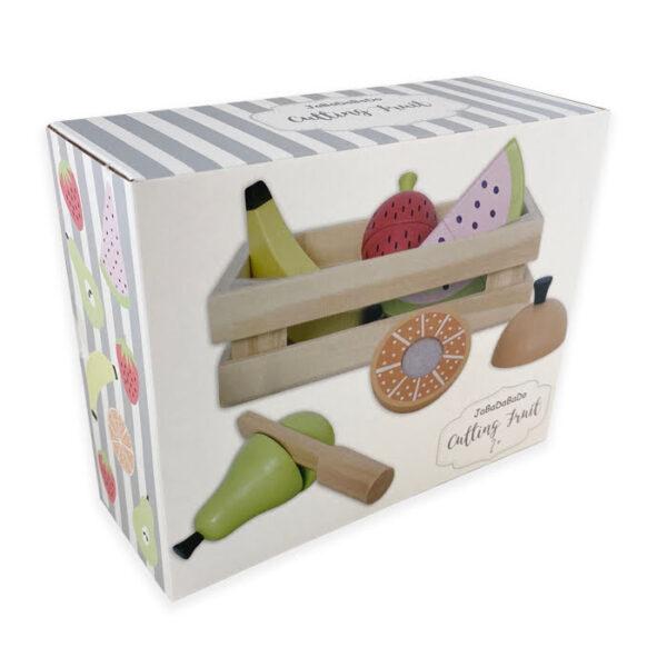 Skjære frukt - JaBaDaBaDo
