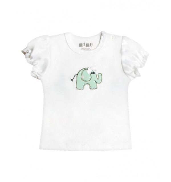 Baby topp - økologisk bomull - Nini