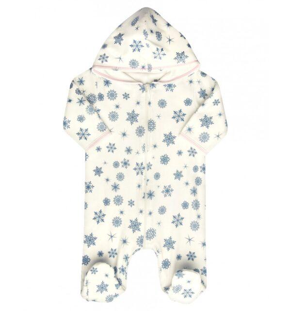 Baby jumpsuit - økologisk bomull - Nini