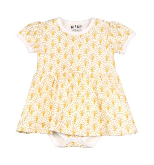 Baby Body Kjole - økologisk bomull - Nini