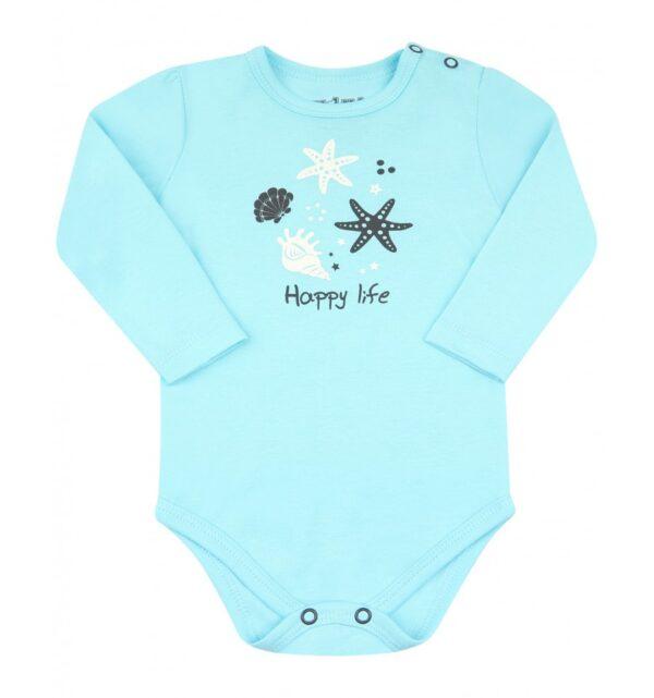 BabyBody – økologisk bomull – Nini – Shells