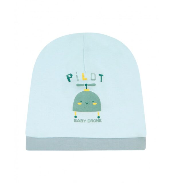 Babylue – økologisk bomull – Nini - Pilot