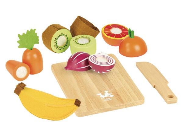 Skjære frukt og grønnsaker – Vilac – Treleker